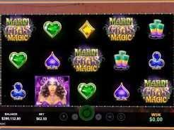 Mardi Gras Magic Slots